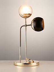 cheap -Contemporary Artistic Decorative Table Lamp For Metal 110-120V 220-240V