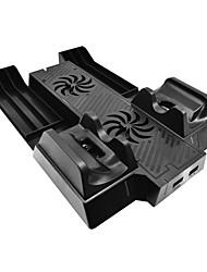 Недорогие -SND-398 Зарядное устройство / Воротник-стойка / Вентиляторы  Назначение Xbox One X Зарядное устройство / Воротник-стойка / Вентиляторы