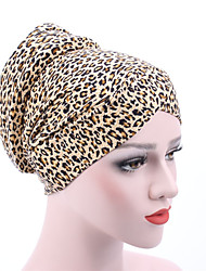 Недорогие -Жен. Классический Широкополая шляпа С принтом / Леопард