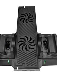 Недорогие -XBOXONE X Проводное Вентиляторы   Назначение Xbox One X ,  Портативные Вентиляторы   ABS 1 pcs Ед. изм