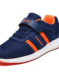cheap -Boys' Shoes Rubber Spring Comfort Athletic Shoes for Dark Blue / Red / Blue
