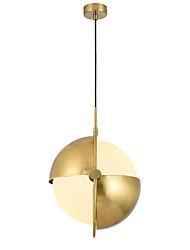 abordables -LightMyself™ Esfera Lámparas Colgantes Luz Ambiente - Ajustable, 110-120V / 220-240V Bombilla no incluida / 15-20㎡ / E26 / E27