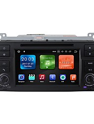 abordables -1 Din 1024 x 600 Android / Android 8.0 Coches reproductor de DVD para BMW Bluetooth Integrado / GPS / RDS - AVI / CD / VCD