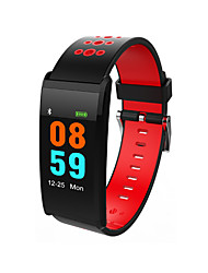 cheap -Smartwatch STSX20 for Android iOS Bluetooth Waterproof Heart Rate Monitor Blood Pressure Measurement Touch Screen Long Standby Pedometer Call Reminder Activity Tracker Sedentary Reminder / Pedometers