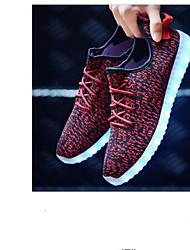 povoljno -Uniseks Cipele Til Ljeto Udobne cipele Sneakers Crn / Crvena / Tamno zelena
