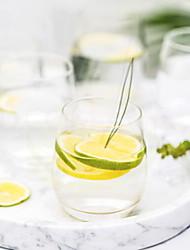 Недорогие -Drinkware Высокое боровое стекло Стекло Теплоизолированные 6pcs