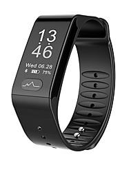 Недорогие -STT6 Смарт Часы Android iOS Bluetooth Водонепроницаемый Пульсомер Измерение кровяного давления Сенсорный экран / Израсходовано калорий / Длительное время ожидания / Педометр / Напоминание о звонке