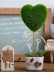 abordables -Flores Artificiales 1 Rama Clásico / Sencilla Elegante Plantas Flor de Mesa