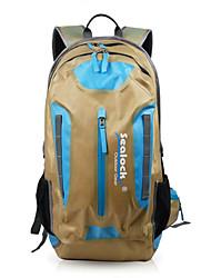 Недорогие -Sealock 60 L Сумка для спорта и отдыха / Заплечный рюкзак Легкие, Дожденепроницаемый, Пригодно для носки для Пешеходный туризм / На открытом воздухе / Пляж