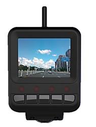Недорогие -Anytek A33 1080p Ночное видение / Контроль 360 ° Автомобильный видеорегистратор Широкий угол 2.5 дюймовый IPS Капюшон с WIFI / G-Sensor /