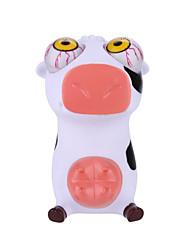 baratos -Brinquedos de Pegadinha / Brinquedos de Apertar Cow O stress e ansiedade alívio / Brinquedos de descompressão uretano poli 1 pcs Crianças Todos Dom