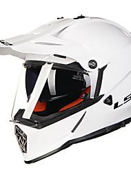 levne -LS2 MX436 Motokrosová Dospělí Unisex Moto přilba Tlumení / Odpozující vodu / Proti opotřebení