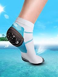 abordables -Hombre Calcetines de compresión Aliviar el dolor en el pie, Deportes Para 3 pares Todas las Temporadas