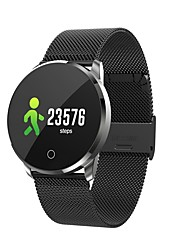 cheap -Smart Bracelet YY-LK-07 for Android 4.3 and above / iOS 7 and above Heart Rate Monitor / Waterproof / Blood Pressure Measurement / Pedometers / Calories Burned / Long Standby / Touch Screen Pedometer