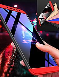Недорогие -Кейс для Назначение Xiaomi Redmi S2 Защита от удара Чехол Однотонный Твердый ПК для Xiaomi Redmi S2