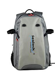 Недорогие -Sealock 35 L Сумка для спорта и отдыха / Заплечный рюкзак Дожденепроницаемый, Пригодно для носки для Пешеходный туризм / На открытом воздухе / Пляж