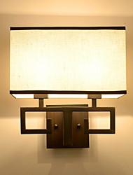 economico -Nuovo design / Fantastico Vintage Lampade da parete Salotto / Camera da letto Metallo Luce a muro 220-240V