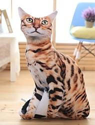 Недорогие -1 штук Бархат Подушки для тела, 3D-печати Животные