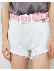 povoljno -ženske tankim trapericama - čvrsto obojeni visoki struk