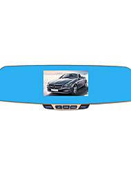 Недорогие -Anytek T6 1080p Ночное видение / Двойной объектив Автомобильный видеорегистратор 170° Широкий угол 4.3 дюймовый LCD Капюшон с G-Sensor /