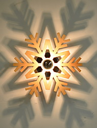 abordables -Design nouveau Moderne / Contemporain Appliques Salle de séjour Bois / Bambou Applique murale 220-240V 60 W