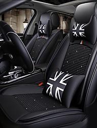 economico -ODEER Cuscini per sedile auto Coprisedili Nero Tessile / Pelliccia artificiale Normale for Universali Tutti gli anni Tutti i modelli