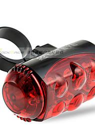 baratos -Luz Traseira Para Bicicleta / luzes de segurança / Luzes da cauda LED Ciclismo Impermeável, Portátil, Fácil de Transportar Li-Ion 20 lm Carregamento de Bateria Branco Natural Campismo / Escursão