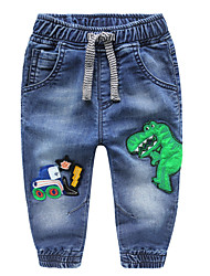 cheap -Toddler Boys' Patchwork Jeans