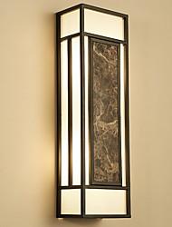 abordables -Moderne / Contemporain Appliques Chambre à coucher / Bureau Tissu Applique murale 220-240V 40 W