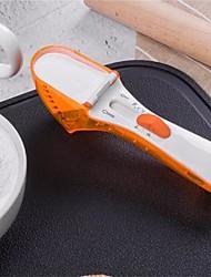 Недорогие -Кухонные принадлежности пластик Измерительный прибор / Творческая кухня Гаджет Измерительный инструмент Для приготовления пищи Посуда 1шт
