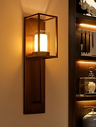 cheap -New Design / Cool Simple / Modern / Contemporary Wall Lamps & Sconces Metal Wall Light 220-240V 40 W