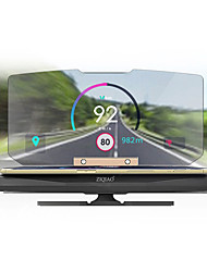 economico -Head Up Display GPS per Auto Visualizza KM / h MPH