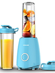Недорогие -соковыжималка Новый дизайн / Портативные стекло / ABS + PC соковыжималка 220-240 V 300 W Кухонная техника