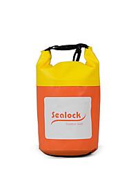baratos -Sealock 2 L Bolsa Impermeável Zíper á Prova-de-Água, Vestível para Natação / Mergulho / Surfe