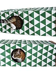 Недорогие -Плюшевые игрушки Подходит для домашних животных / Простая установка / Декомпрессионные игрушки Искусственная кожа Назначение Коты