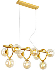 cheap -ZHISHU 9-Light Geometric / Mini / Novelty Chandelier Ambient Light - New Design, Creative, 110-120V / 220-240V Bulb Included