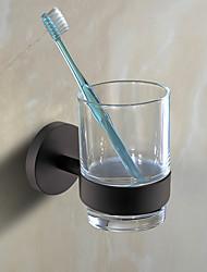 povoljno -Držač četkica za zube New Design Tradicionalno Nehrđajući čelik / željezo Kupaonica Zidne slavine