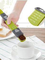 Недорогие -1шт Кухонные принадлежности пластик Измерительный прибор Измерительный инструмент Повседневное использование