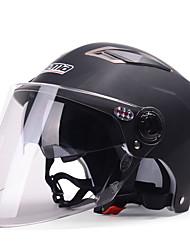 abordables -YEMA 325 Casque Bol Adultes Unisexe Casque de moto Antichoc / Anti UV / Coupe-vent