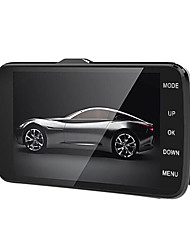 Недорогие -Anytek B50 1296P Ночное видение Автомобильный видеорегистратор 170° Широкий угол 4 дюймовый Капюшон с G-Sensor / ADAS / WDR(широкий