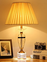 cheap -Traditional / Classic Decorative Table Lamp For Living Room / Bedroom Glass 220-240V