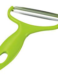 Недорогие -1шт Кухонные принадлежности Нержавеющая сталь Многофункциональный Овощечистка & Терка / Овощные ножи Для овощного / Для приготовления пищи Посуда / Apple