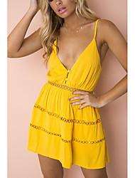cheap -Women's Going out Sheath Dress Strap