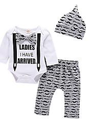 cheap -Baby Boys' Print Long Sleeve Clothing Set