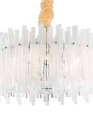 preiswerte -QIHengZhaoMing 9-Licht Kronleuchter Raumbeleuchtung 110-120V / 220-240V, Wärm Weiß / Kühl Weiß, Inklusive Glühbirne