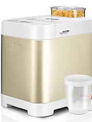 Недорогие -Пекарь Cool / Полностью автоматический Нержавеющая сталь Настольные плиты и тостеры 220 V 450 W Кухонная техника