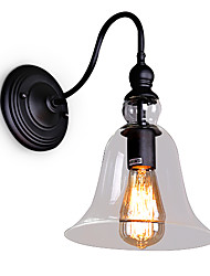 povoljno -New Design / Kreativan Rustic / Lodge / Modern / Comtemporary Zidne svjetiljke Trpezarija / Magazien / Cafenele Metal zidna svjetiljka 220-240V 40 W