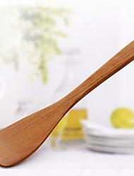 Недорогие -Кухонные принадлежности Дерево Кулинарные инструменты Простой шпатель Повседневное использование 1шт