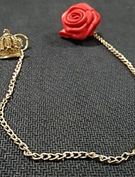 Недорогие -Дети Мальчики Классический Для вечеринок другое Металл Спандекс браслеты Красный Один размер