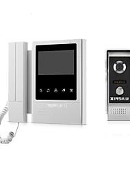 cheap -XINSILU XSL-V43E168 Wired 4.3 inch Telephone / Hands-free 480*272 Pixel One to One Video Doorphone